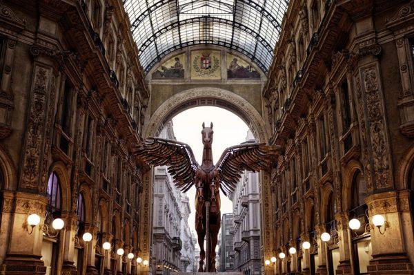 米兰迎来复兴黄金时期:各类时尚、设计活动云集,游客大量回归