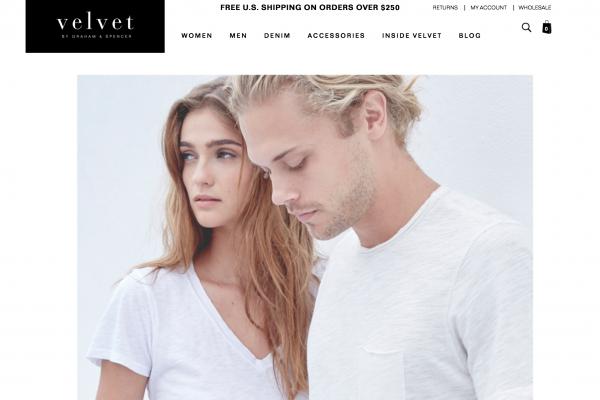 日本休闲时装巨头 Adastria 3700万美元收购洛杉矶休闲服公司 Velet