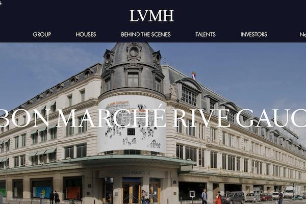 LVMH 旗下奢侈品电商网站 24 Sèvres 将于 6月正式上线