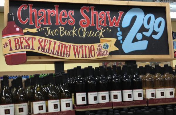 这种标价不到3美元的葡萄酒爆卖8亿瓶!Charles Shaw 超低价格背后的秘密