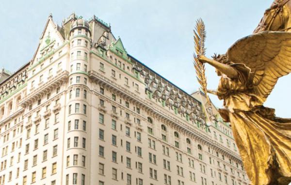 沙特王子 Al-Waleed 联手房地产投资公司 Ashkenazy全资控股纽约广场饭店