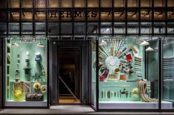 爱马仕将调整零售网络,关闭位于中等规模城市的小型门店