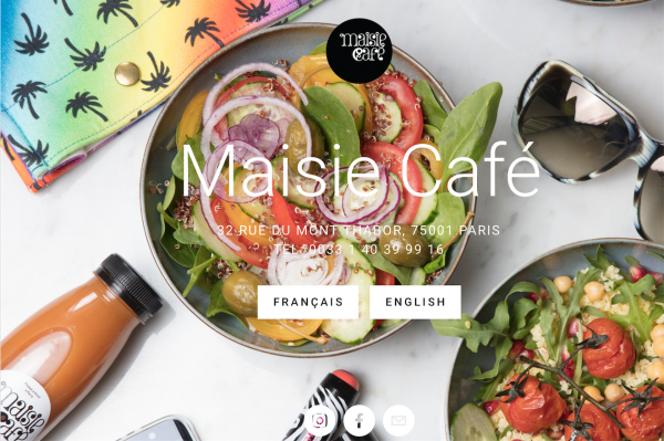 出自 Berluti 高管之手,探秘最受巴黎时尚圈追捧的果汁吧和健康餐厅 Maisie Café
