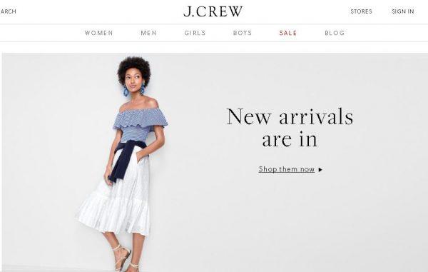 美国时尚品牌 J. Crew与债权人对簿公堂,私募基金黑石集团增持其债券助力重组