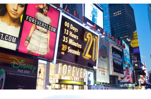 快时尚Forever21开设13家独立美妆和生活方式门店 Riley Rose