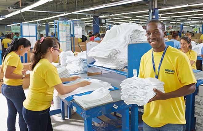 收购 American Apparel 成效立竿见影,加拿大 Gildan 一季度销售与利润增幅明显