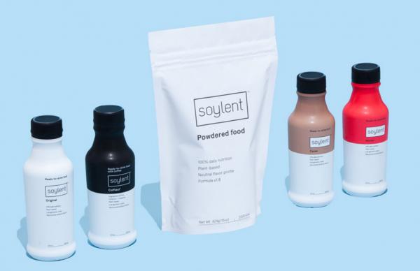 代餐饮品 Soylent 完成 B轮融资 5000万美元,Google 领投