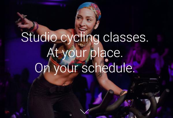"""打造""""健身界的苹果"""",动感单车 Peloton Cycle 又融资3.25亿美元,估值达 12.5亿美元"""