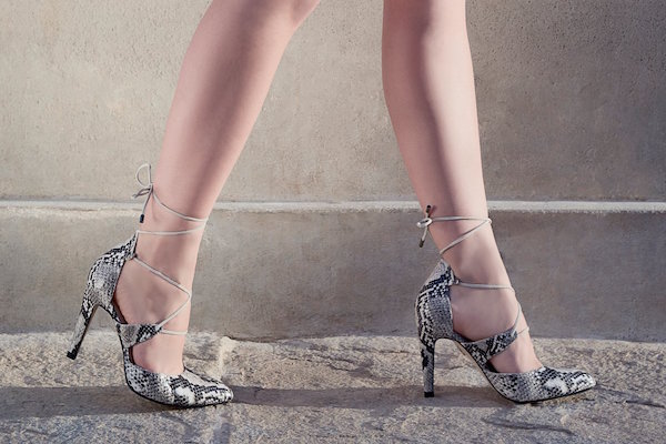 True Gault  3D扫描制鞋 APP,为每位女性定制最合脚的高跟鞋