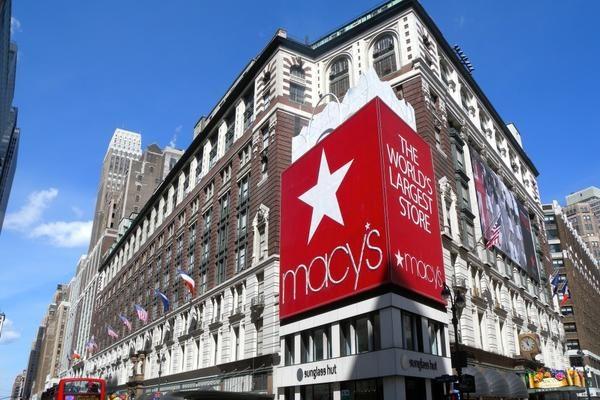 梅西百货起诉纽约旗舰店业主,以阻止亚马逊抢占广告位