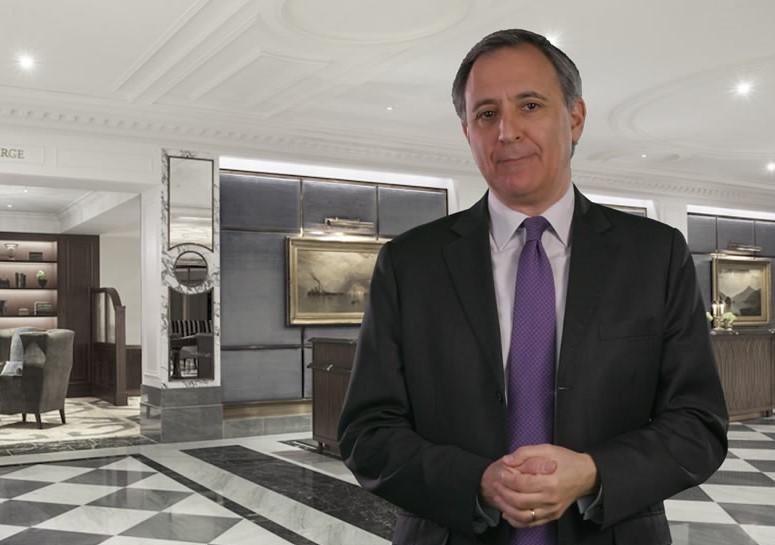 洲际酒店集团 CEO Richard Solomons 宣布退休,首席商务官接班