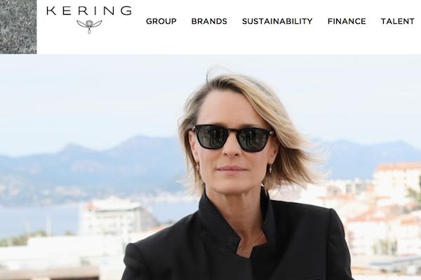 """一家精品眼镜零售商指控 Kering 集团品牌""""意大利制造""""的眼镜实则产自中国"""
