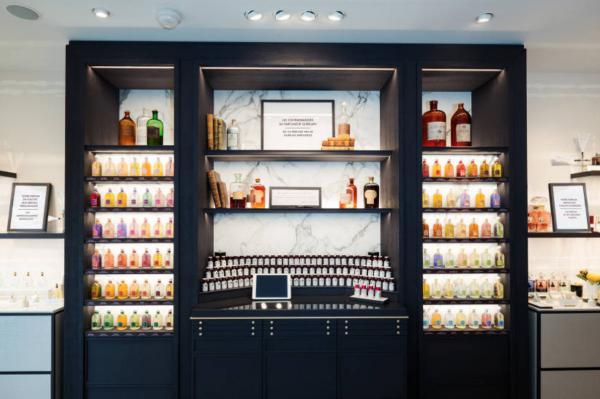 法国娇兰在全球布局香水精品店,第二家店落户布鲁塞尔