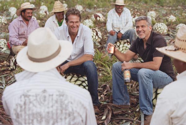 好莱坞影星乔治·克鲁尼创办的龙舌兰酒品牌 Casamigos 将被全球酒业巨头 Diageo以10亿美元收购