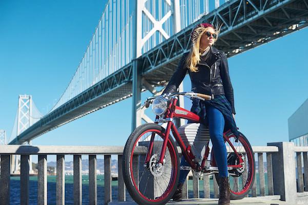 全球五大奢华设计师款电动自行车