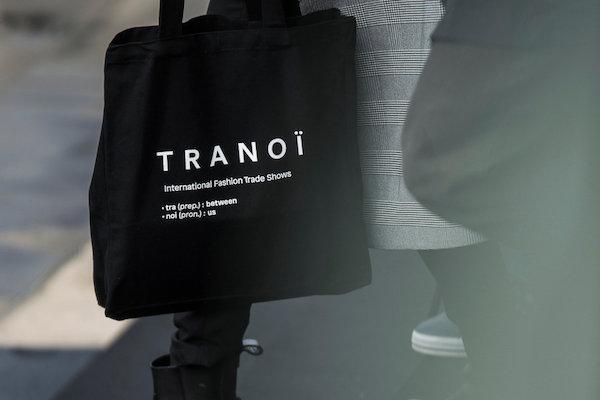 法国时装贸易展 Tranoï 结合 showroom 推出新型展览