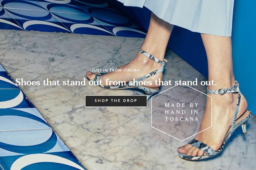 每周上新意大利手工制作的鞋履,互联网轻奢品牌M. Gemi完成1600万美元C轮融资