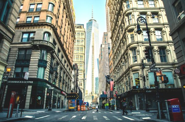 伦敦著名商业区牛津街最新改造方案亮相