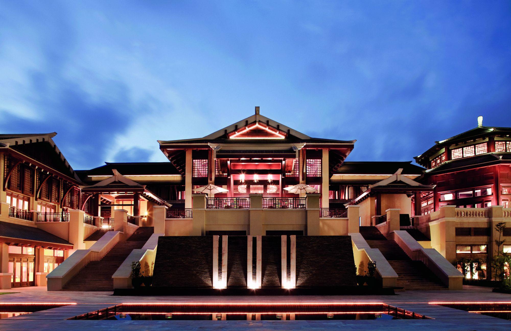 万豪计划在亚太地区新增约 100家酒店,半数位于中国
