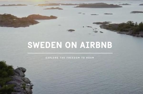 瑞典把整个国家挂到了 Airbnb 上