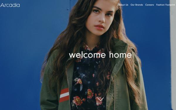 Topshop 母公司、英国时尚集团 Arcadia 上财年销售利润双双下滑