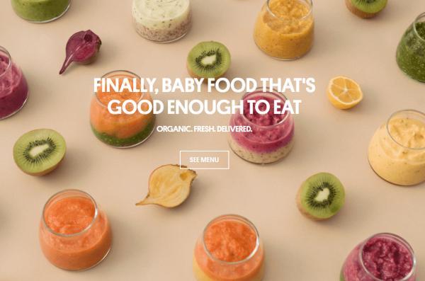 针对婴幼儿的有机食材配送初创公司 Yumi 完成种子轮融资 410 万美元