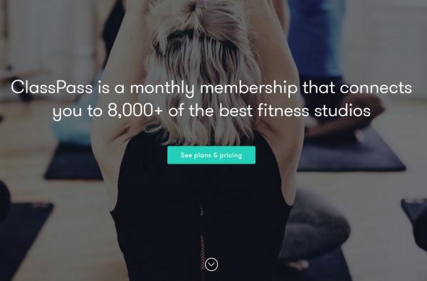 全球最大的会员制健身课程订购平台 ClassPass 完成C轮融资 7000万美元