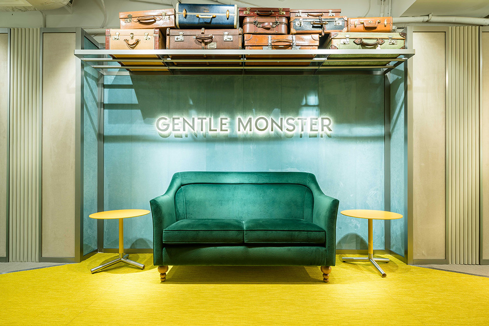 每21天换一次门面!IDG投资的这个韩国潮流眼镜品牌 Gentle Monster如何用创意颠覆零售?