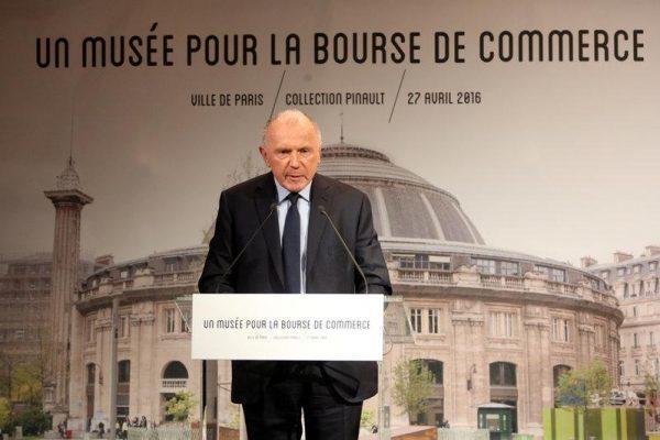 夙愿得偿,开云董事长 François Pinault 将在巴黎开设个人艺术博物馆,藏品总值超过14亿美元
