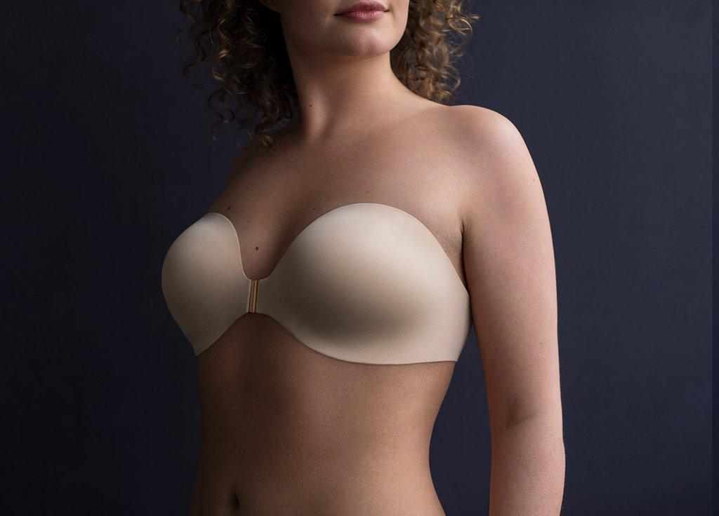算法打造无钢圈无吊带文胸,Evelyn&Bobbie要用科技颠覆内衣行业