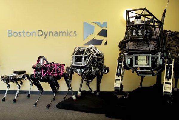 瞄准人工智能市场和高龄消费者,软银收购谷歌母公司旗下两家机器人公司