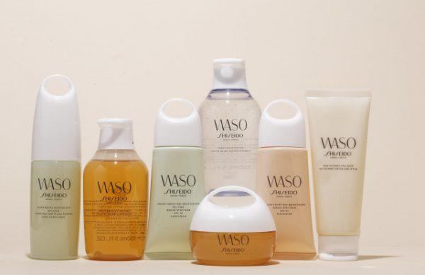 针对千禧一代年轻消费者,资生堂集团推出新护肤产品线 Waso