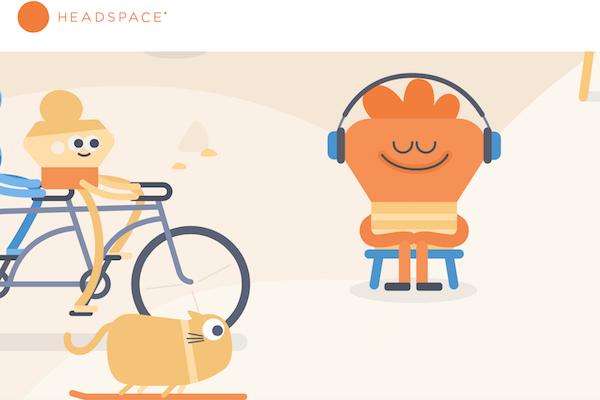 冥想app Headspace 再融资3670万美元,估值达到2.5亿美元