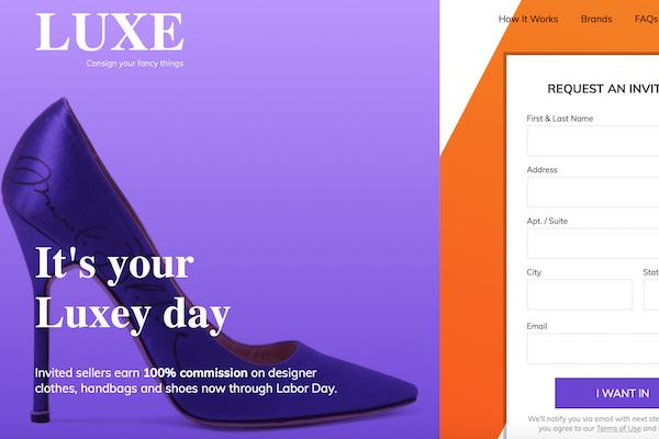 thredUP 推出二手奢侈品寄售网站 Luxe ,向行业老大 The Real Real 发起挑战