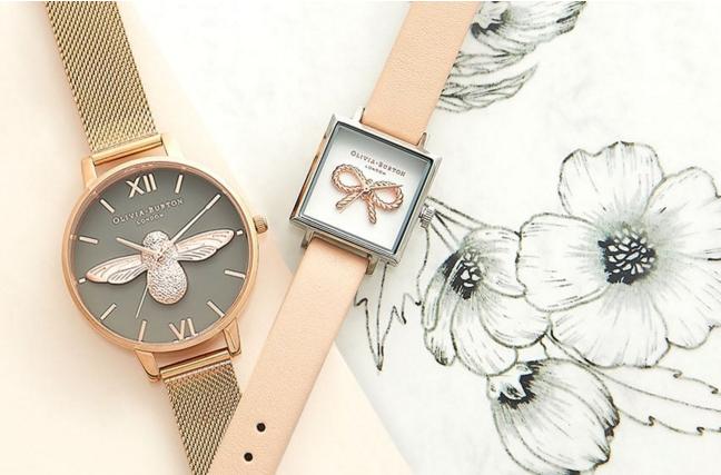 钟表制造商 Movado 完成史上首次收购:6000万英镑拿下英国时尚手表品牌 Olivia Burton
