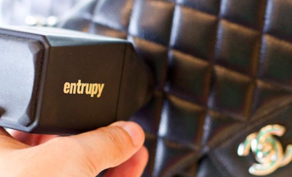 用显微成像和人工智能技术鉴定奢侈品真伪,Entrupy完成260万美元融资