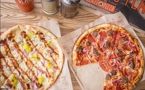 "NBA ""小皇帝""为它放弃了麦当劳千万美元代言!连锁披萨餐厅 Blaze Pizza 获私募基金投资"