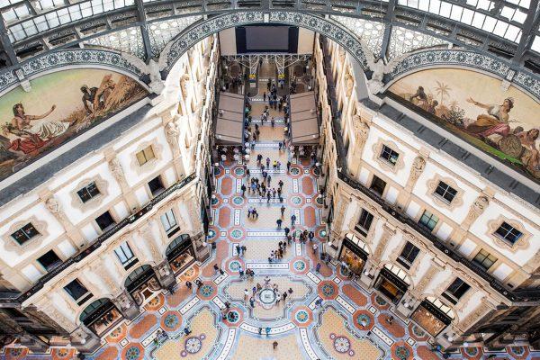 意大利时尚中心米兰经历零售业态新变革