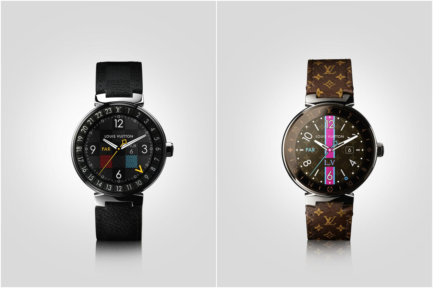 Louis Vuitton 进军智能腕表市场,合作方 Google 首次专为腕表定制操作系统