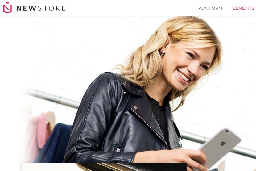 端对端的可定制移动电商平台 NewStore 完成5000万美元B轮融资