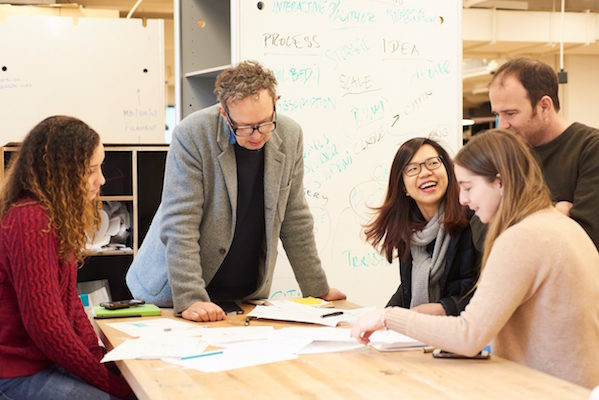 宜家邀请帕森斯设计学院学生参与设计多功能沙发系列