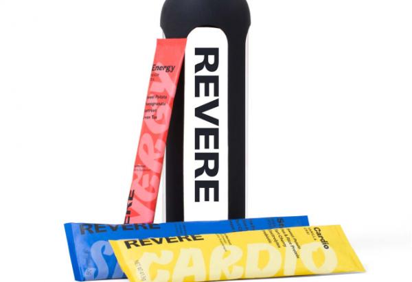 按月订购健身饮品冲剂初创公司 Revere 融资 200万美元