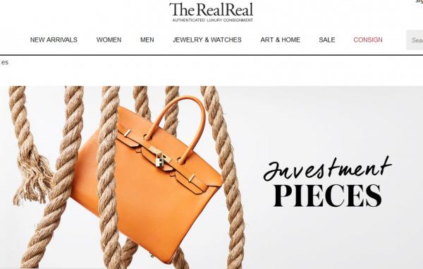 二手奢侈品寄售网站 The Real Real 快闪店大获成功,11月纽约旗舰店开业