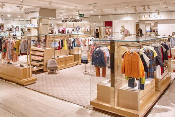 童装生意逆市大涨!深度解析意大利两大知名百货公司最新的童装经营策略