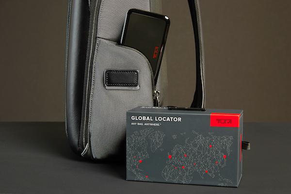 联手电信巨头AT&T,美国高档箱包品牌TUMI 推出行李无线追踪设备,售价200美元
