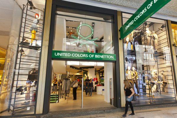 意大利时尚集团 Benetton 发布2016年财报:销售下滑8%,净亏损比上年翻番