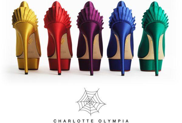 日本/意大利奢侈品集团 Onward 收购英国新锐奢侈鞋履品牌 Charlotte Olympia 多数股权