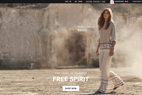 瑞典快时尚巨头 H&M 董事会主席增持公司股权至 40%