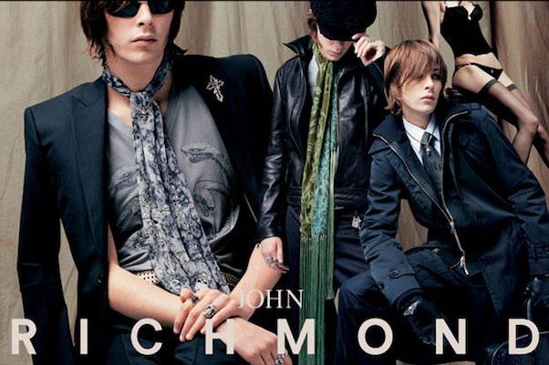 卢森堡时尚集团 Fashion East 将旗下品牌 John Richmond 83%股权出售给 Ammaturo 家族