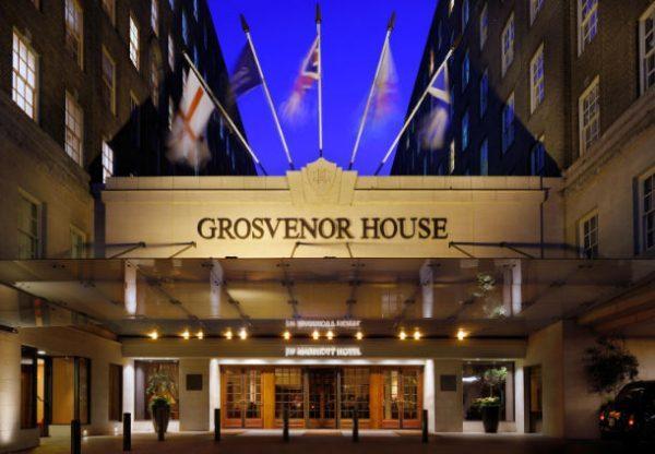 瞄准全球地标建筑!Ashkenazy 收购伦敦地标酒店 The Grosvenor House Hotel